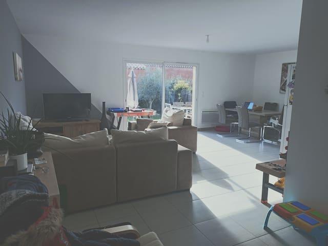 Maison au pied de la Sainte-baume