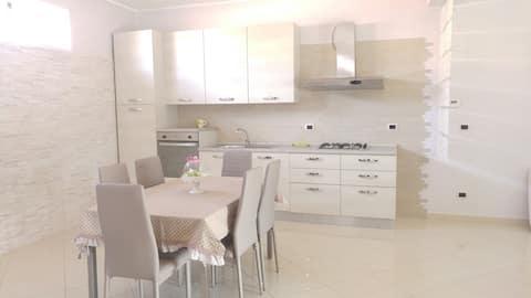 Familie Appartement Whit Garden