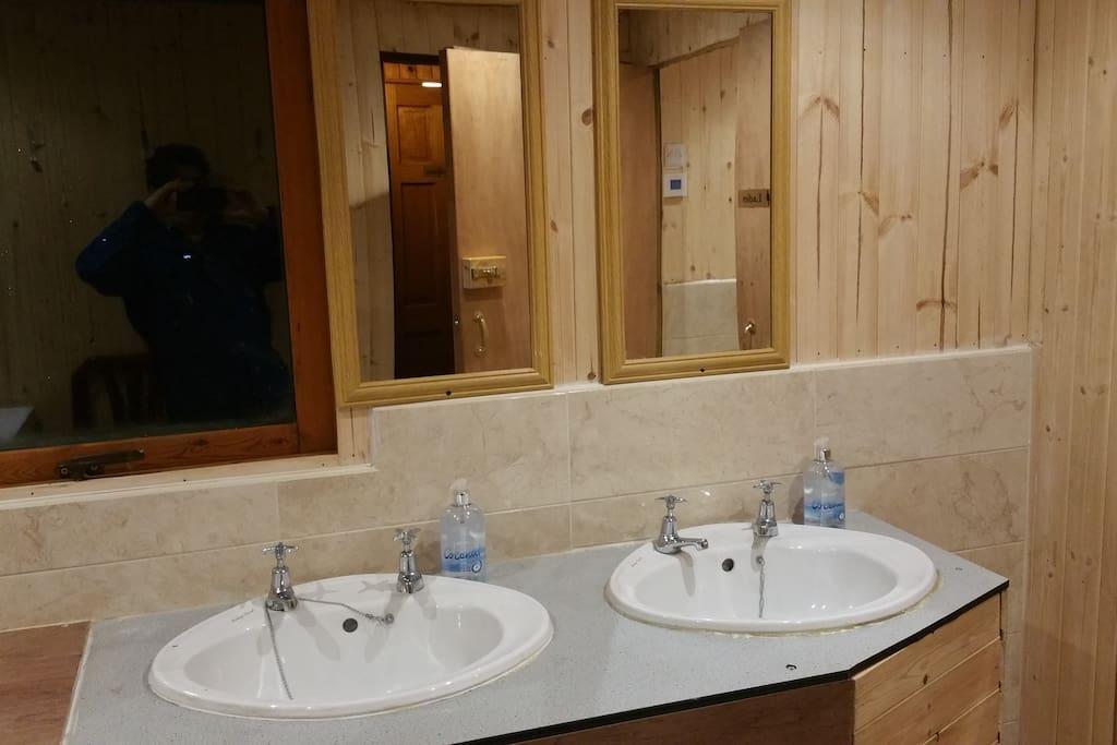 facilities you need