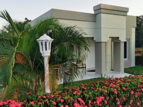 Stunning Villa @PALMA REAL. Perfect Family Retreat
