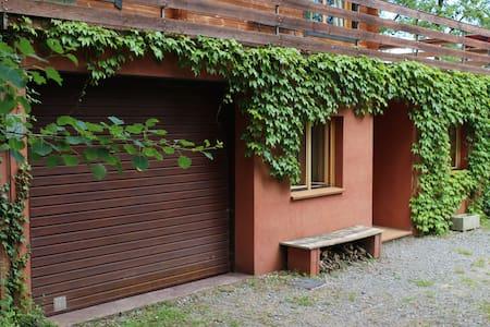 Coqueto apartamento con jardín privado - Camprodon