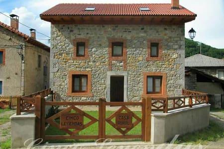 Casa Rural Cinco Leyendas - Liegos