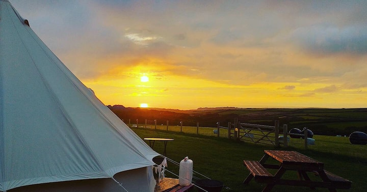 Lundy Bell Tent (unfurnished)