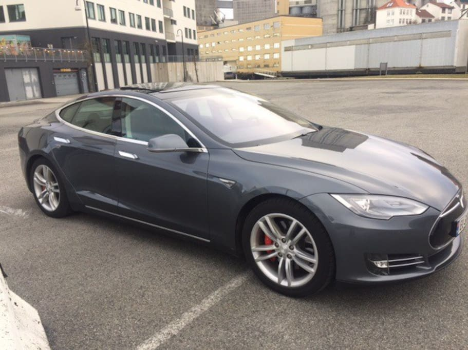 (my) Tesla perhaps available upon special need/deal/request