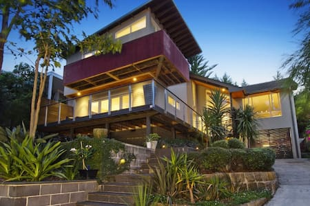 Modern, open plan living - Riverview