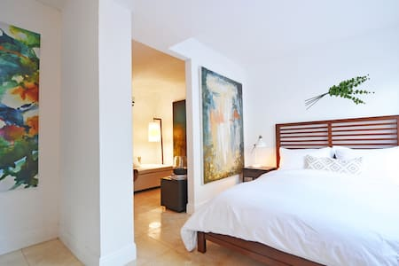 Cozy Guesthouse in Coral Gables - コーラルゲーブルズ (Coral Gables)
