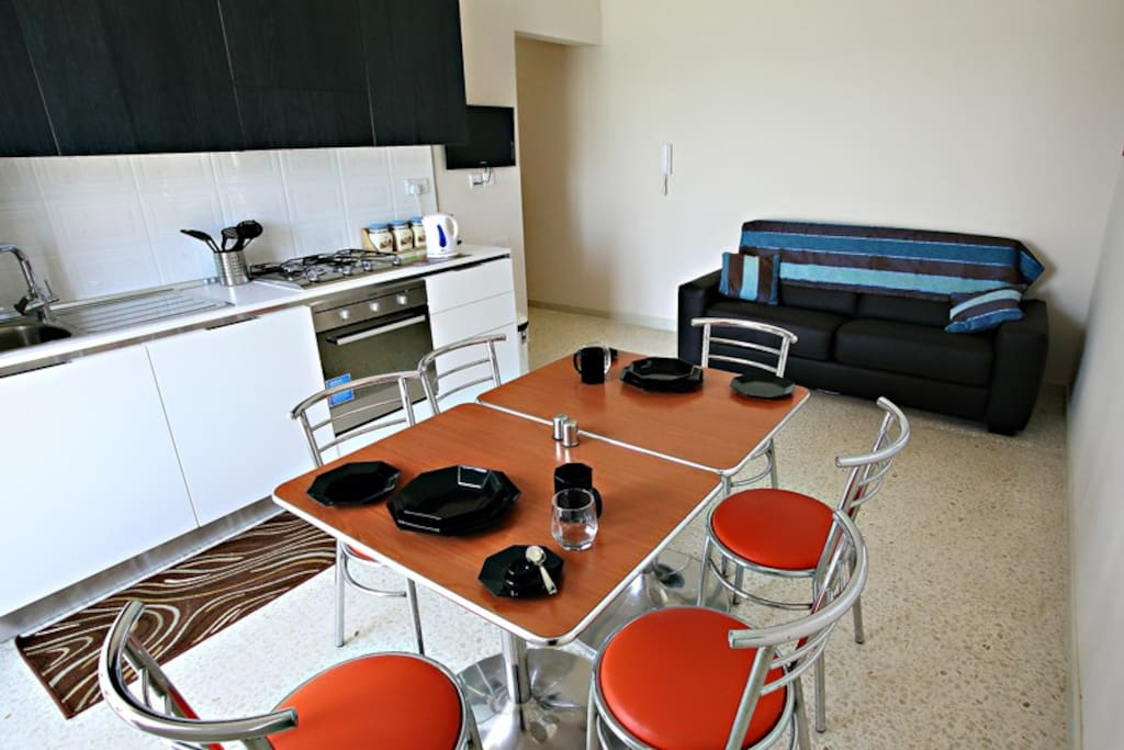 kitchen selfcatering