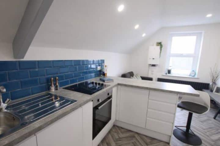 A lovely 2 bedroom Cardiff city centre getaway