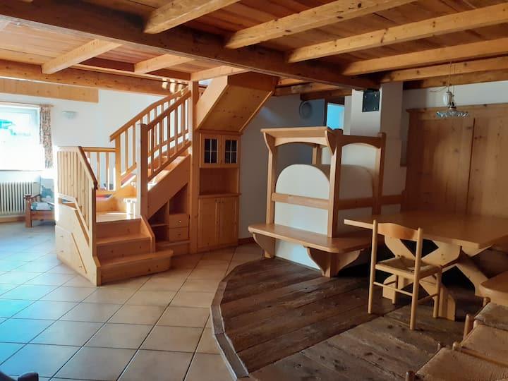 Big house 6/8 beds