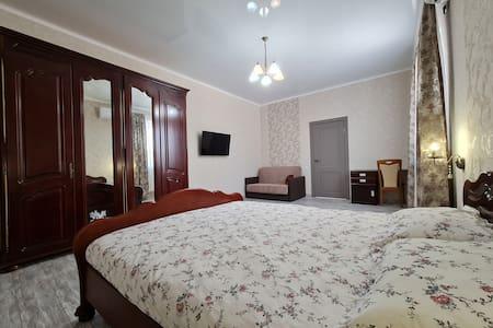 3. Apartment in the center of Pyatigorsk