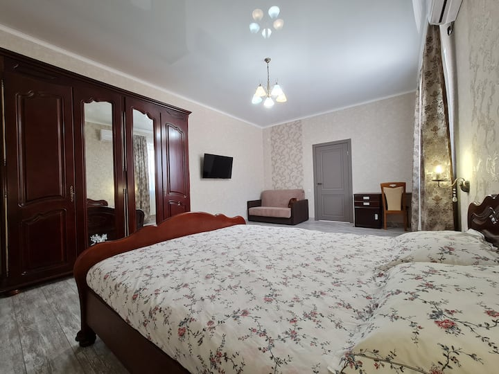 3. Apartment in the center of Pyatigorsk