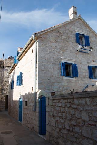 Great Grandfather's House - Prvić Šepurine - Casa