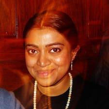 Profil utilisateur de Pratha