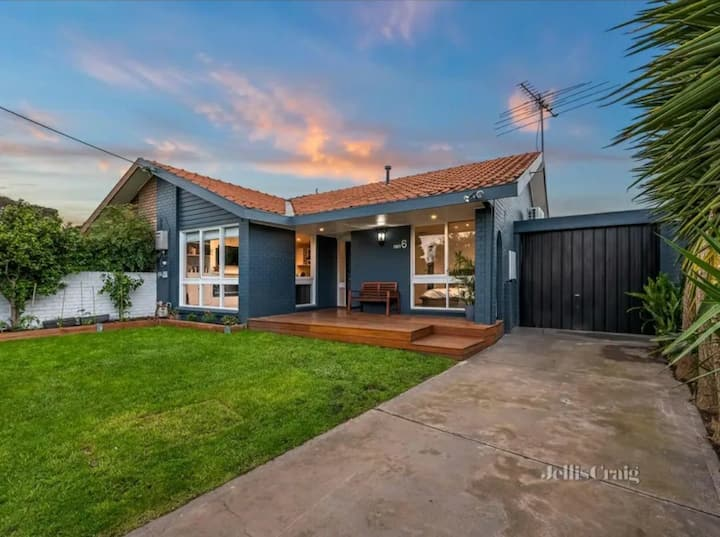 Perfect Family Holiday Home (10km from CBD)