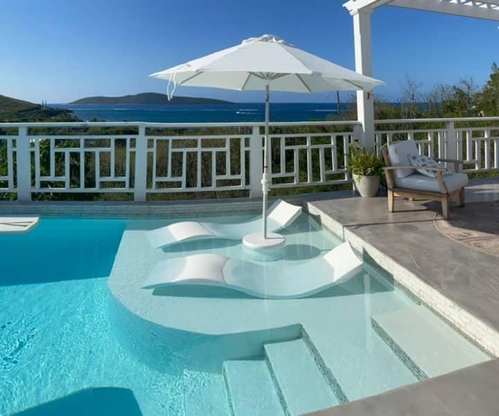 """ENDLESS SUMMER"" - St. Croix's Newest Luxury Villa"