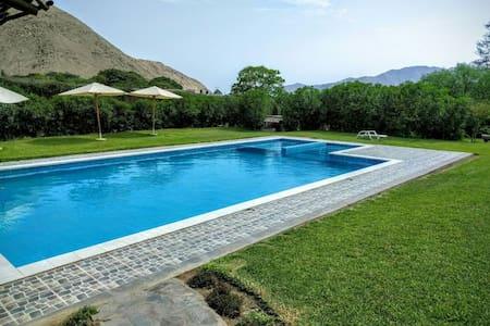 Casa de campo cienguilla-pachacamac - Casa