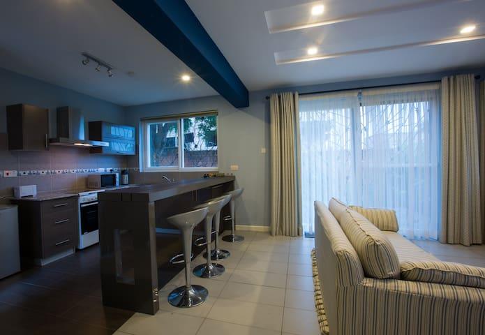 Living-room / breakfast bar