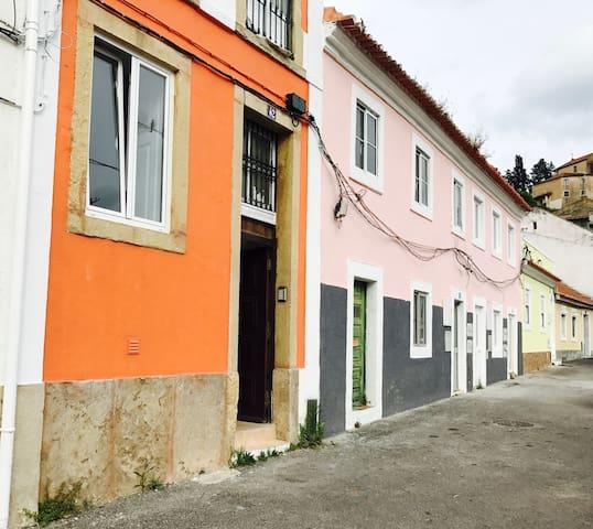 Sophie's orange house - Lisboa - Apto. en complejo residencial