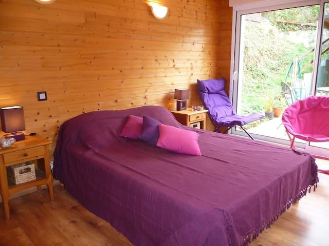 Chambre d'hôtes à Bréhec - Plouézec - ที่พักพร้อมอาหารเช้า