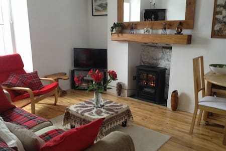 Entire upper villa in Roslin, near Edinburgh