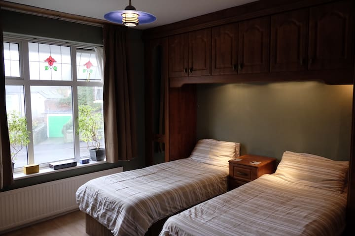 Twin room with en suite - Sheffield - Bed & Breakfast