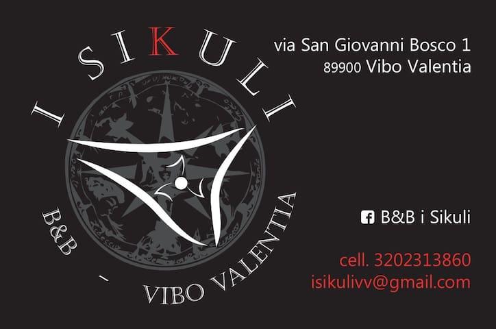 B&B I SIKULI - Vibo Valentia