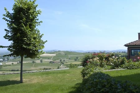 "Villa""Ses Filere""-Langhe Monferrato - Agliano - 別荘"