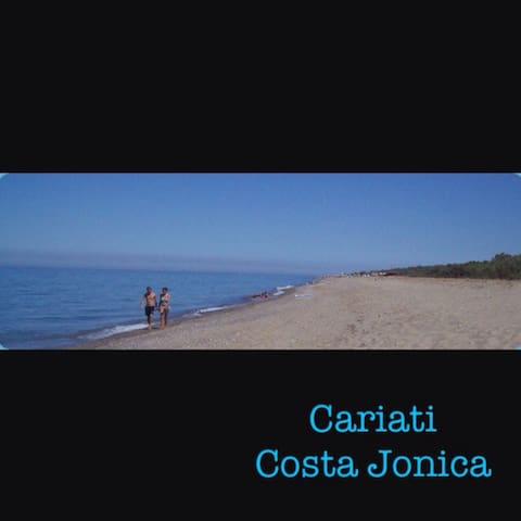 Monolocale Costa Jonica SETTEMBRE - Cariati - Apartament