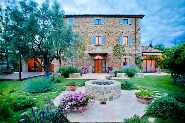 Villa Sequerciani