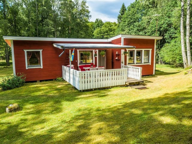 Beautifully located classic Swedish summer dream