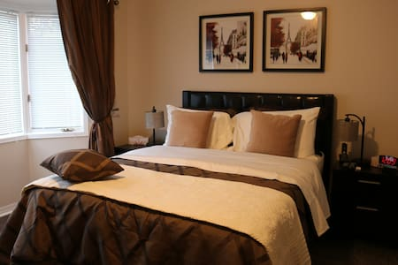 Newton Villa - Daisy Room - Brampton - ที่พักพร้อมอาหารเช้า