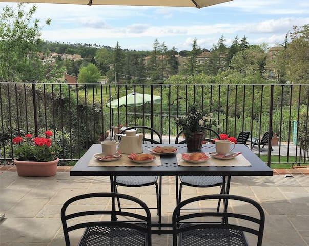 """Dimora tipica Toscana """"La Stalla"""""""
