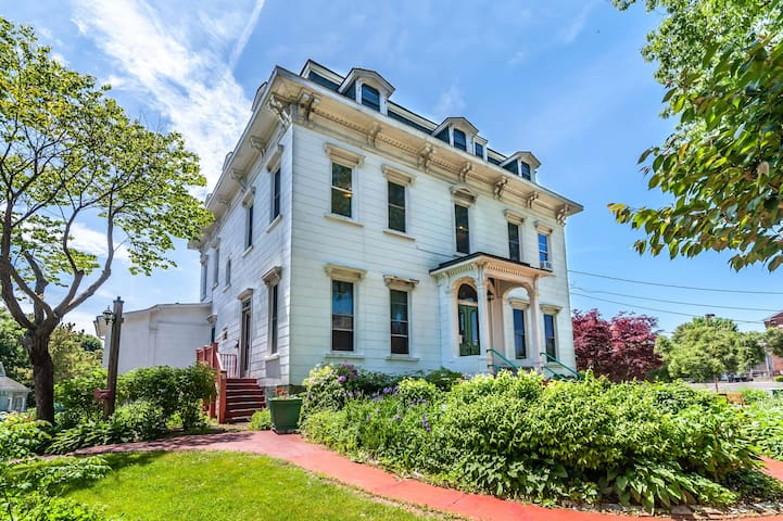The Mansion: History and Modern Conveniences