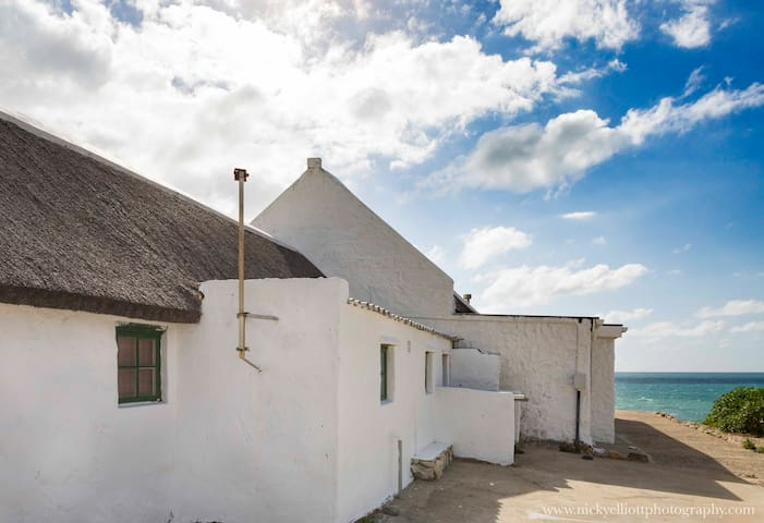 Lizzie's Cottage - Arniston - Haus