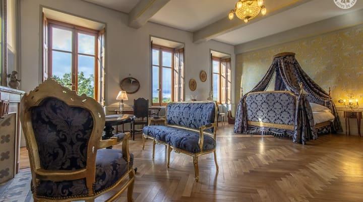 Suite du Grand Duc- Château de Varennes