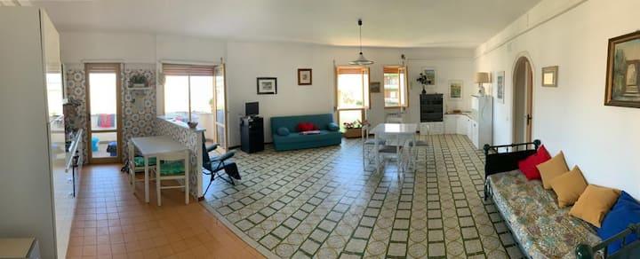 splendido appartamento a 200 metri dal mare