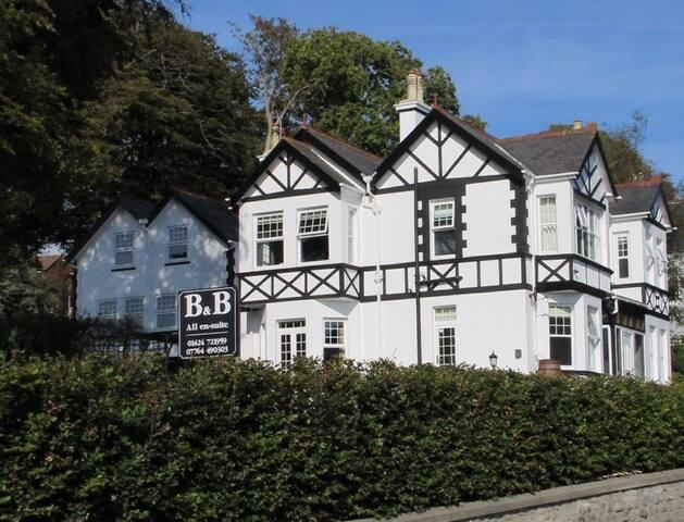 Northrise Lodge B&B in Hastings, East Sussex