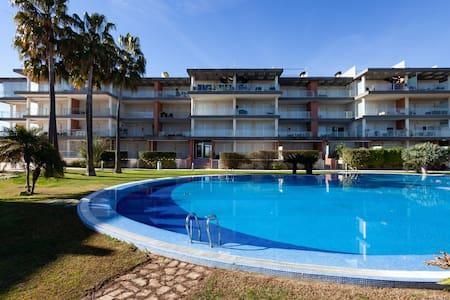 Apartment in residential area Oliva Nova Golf