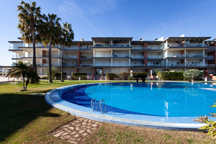 Apartment in residential area Oliva Nova Golf