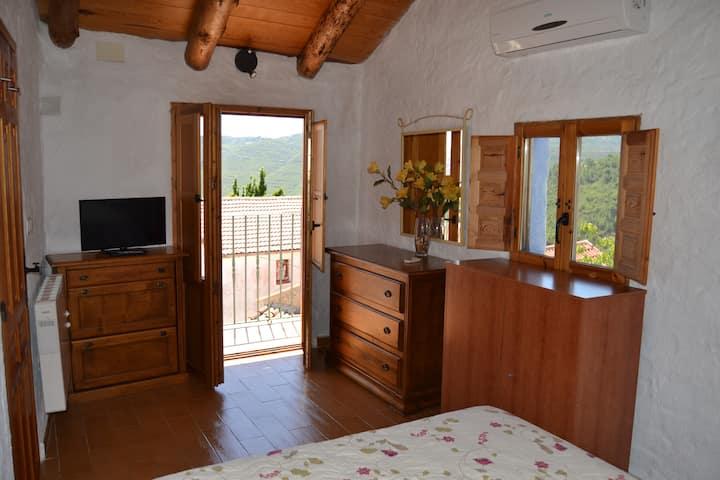 Casa rural 4-5 p en montaña con chimenea Yeste Ab