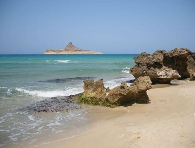 Une belle villa à la mer à louer