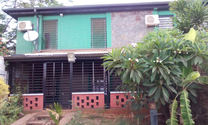 Chambre à koungou village - Koungou - Rumah