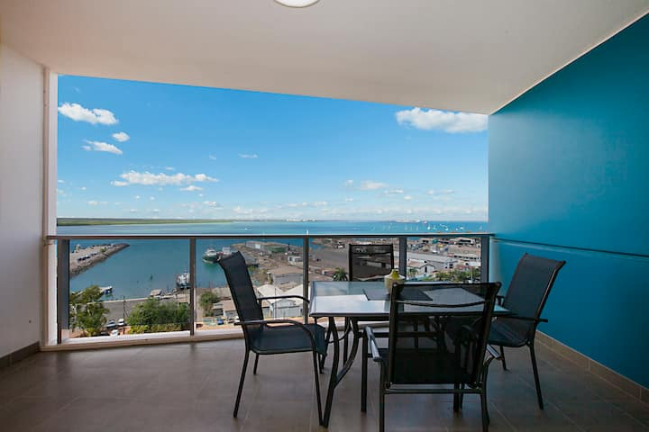 Long Stay Special: two bedroom apartment w views
