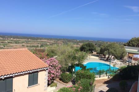 Appartamento con balcone vista Golfo dell'Asinara