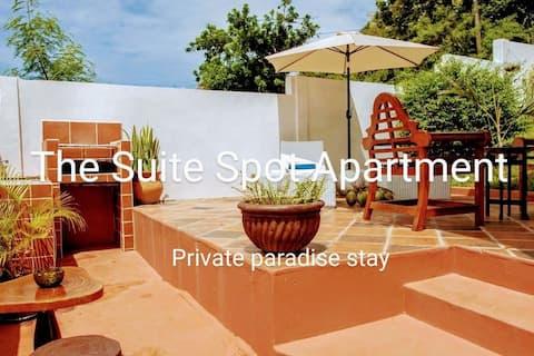 The Suite Spot Apartment - Privatni Rajski Smještaj