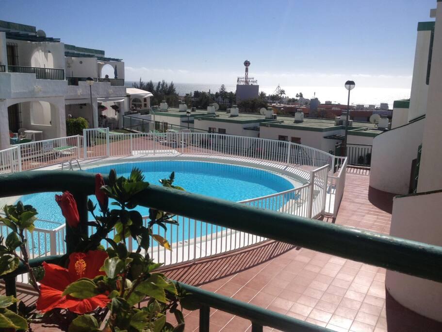 Zonas comunes/Community pool