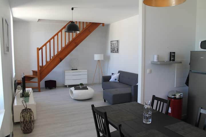 Appartement en face des Thermes du ST ROCH