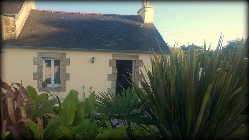 jolie petite maison a lannilis - Lannilis - Appartamento