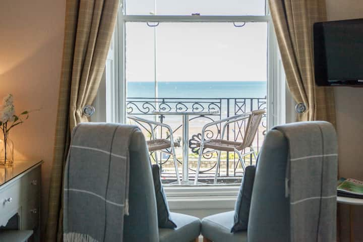 Premium Double with Sea View and Balcony