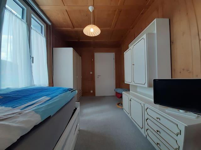 Heimeliges Einerzimmer Nr. 14 in Toggenburgerhaus